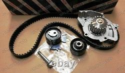 Timing Belt & Water Pump Kit For Citroen C4 C5 C8 Peugeot 307 407 508 607 2.0HDi