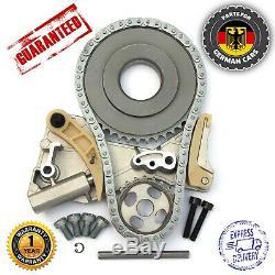 VW Audi 2.0 TDI Oil Pump Balance Shaft Chain Repair Kit & Crank Sprocket