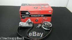 Vw Polo 1.8 Gti 2005-09 Brand New Gates Timing Belt Kit K055491xs