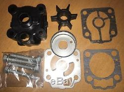 Water Pump Repair Kit & Housing for TOHATSU 40HP 50HP M50D2 2Stroke Outboard