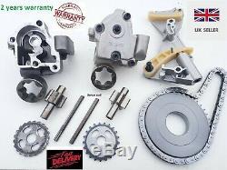 2.0 Kit De Réparation Tdi Pompe A Huile 03g115105a Bkp Blb 2005 Pour 03g103537b 2 Ans Warra