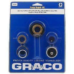 #248212, Graco Pump Packing Repair Kit Pour Ultra Max II 695/795, Gmax 3900