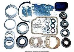 4f27e Super Maître Reconstruire Kit 00-up Ford Avec Pistons Filtre Bushing Bande Plaques