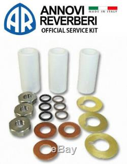 Annovi Reverberi 2546 Kit Céramique Réparation Pour Piston Rk Rka Rkv 18mm Pompe Ar2546