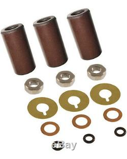 Annovi Reverberi 2628 Pistons Pompe Kit De Réparation Xt Xta Xtv Hpe Pompes 15mm Ar2628