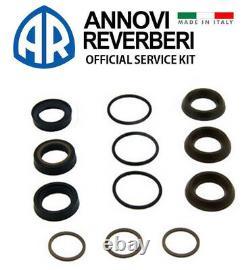 Annovi Reverberi Ar42476 Kit De Réparation De Joints D'eau De Pompe Oem Pour Les Pompes Rcv Rcvu Italie