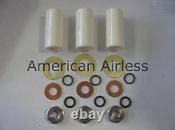 Ar Annovi Reververi Pompe Réparation Plongeur Céramique Kit 2547 Rk Rka Rkv 20 MM Ar2547