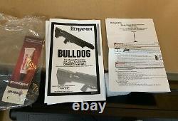 Benjamin Bulldog 357 Air Rifle Bpbd3s + Xtra Ammo Pompe À Air 2 Kits De Réparation De Joints O