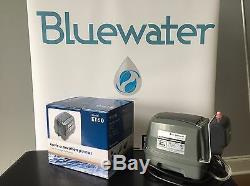 Blue Diamond Et100 Pompe À Air Pour Étang / Fosse Septique / Aquarium Maintenant, Avec Kit De Réparation Gratuit