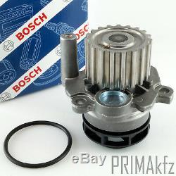 Bosch 1987946920 Zahnriemensatz + Wapu Audi A3 A4 A5 Vw Skoda Superb 2.0 Tdi