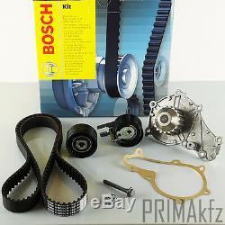 Bosch 1987948721 Zahnriemensatz + Wapu Citroen Ford Peugeot Volvo 1.6 Hdi Tdci