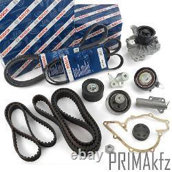 Bosch Zahnriemensatz + Keilriemen Audi A4 A6 A8 Skoda Superb Vw Passat 2,5 Tdi
