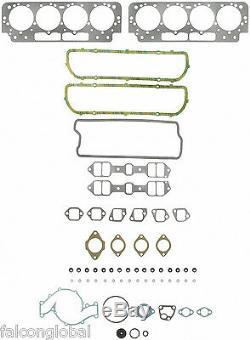 Cadillac 429 Kit Moteur Pistons + Anneaux + Timing + Roulements + Pompe À Huile Kit De Réparation 64-65
