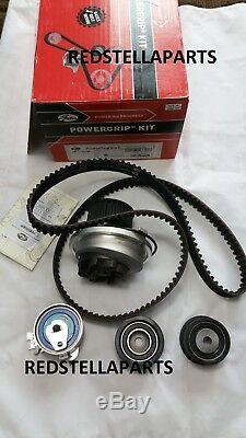 Calage Ceinture Kit Pompe À Eau Vauxhall Opel Astra 2.0 Zafira Gsi 16v 1998-2006