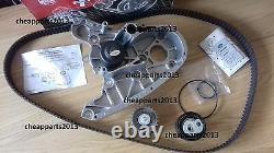 Ceinture De Chronométrage Gates Et Kit De Pompe À Eau Fiat Ducato Iveco Daily IV 2.3