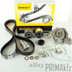 Conti Ct1015wp1 Zahnriemensatz Audi A4 A6 C5 A8 4d Superbe Vw Passat 2.5 Tdi 3b
