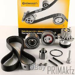 Conti Ct1051wp2 Zahnriemensatz Audi A3 Seat Skoda Vw Golf Passat 2.0 Tdi Jetta