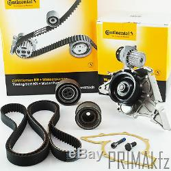 Conti Ct726wp2 Zahnriemensatz + Wasserpumpe Audi A4 B5 80 A6 C4 A8 Coupé 2.6 2.8