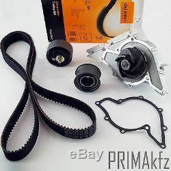 Conti Ct920 Zahnriemen + Rollensatz Wapu Audi A4 A6 C5 A8 Vw Passat 3b 2,4 2,8