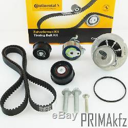 Conti Ct975wp1 Zahnriemensatz Opel Astra G Combo Zafira A B C 1,4 1,6 Vectra 16v