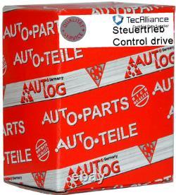 Conti Zahnrimen + Satz + Wp Vw Passat Audi A4 A6 A8 2.4 2.8 Skoda Avant V6 Motoren