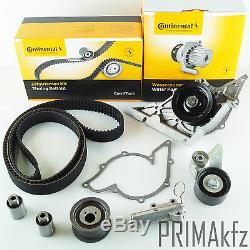 Contitech Ct920wp2 Zahnriemensatz Audi A6 C5 A8 4d 4e 3.7 / 4.2 Quattro