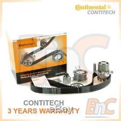 Contitech Heavy Duty Courroie De Distribution Cambelt Set & Pompe À Eau Audi A3 A4 B6 B7 A6