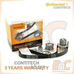 Contitech Heavy Duty Timing Belt Cambelt Set & Water Pump Vw Touran Passat B6