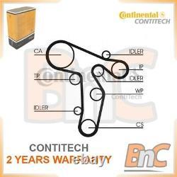 Contitech Pompe À Eau Et De Courroie De Distribution Kit Vw Audi Seat Skoda Oem Ct1139wp6