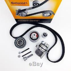 Contitech Zahnriemensatz Wapu Für Audi A3 Vw Golf V Bkd Bmn 2.0tdi 16v Ct1051wp2