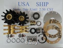 Double Pocket Dual Impulseur Pump Major Kit De Réparation Pour Sherwood D55 D55 Chrysler