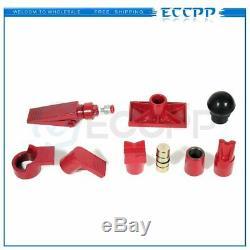 Eccpp 10 Ton Pompe À Air Hydraulique Jack Lift Ram Body Cadre Kits De Réparation Électrique Porta