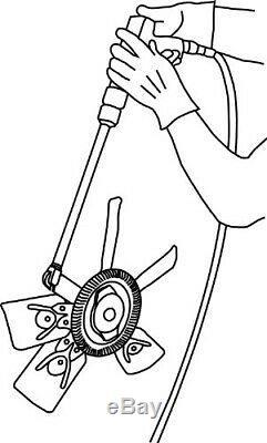 Fan D'embrayage Clé Removal Tool Set Gm Ford Jeep Air Hammer Pompe À Eau Kit De Réparation