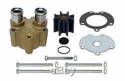 Glm 12088 Brass Mer Crue Pompe À Eau Kit De Réparation Pour Mercruiser 47-807151a14