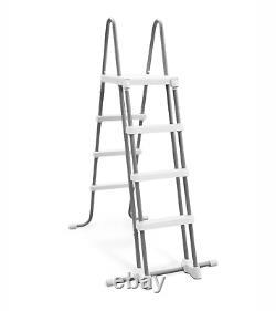 Grande Piscine Intex 610 X 305 X 122cm Garden Ground Pool +ladder Pump Gift
