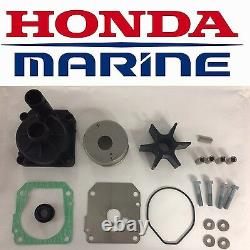 Honda Bf115d/bf135a/bf150a Outboard Water Pump Impeller Repair Kit 06193-zy6-000
