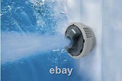 Hydro-force Havana Inflatable Hot Tub Spa Avec Freeze Shield Fast Shipping