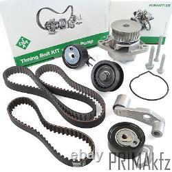 Ina 530 0089 31 Zahnriemensatz + Wapu Vw Caddy Polo Golf Seat Skoda 1.4 1.4 16v