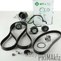 Ina 530041631 Zahnriemensatz Wapu Thermostat Audi A4 A6 Passat 3b Superbe 2.5 Tdi