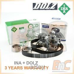 Ina Dolz Heavy Duty Courroie De Distribution Kit Et Pompe À Eau Set Iveco Daily III 2.8