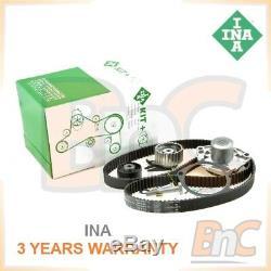 Ina Heavy Duty Courroie De Distribution Kit Cambelt Et Pompe À Eau Set Opel Vectra C