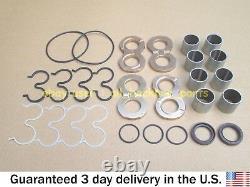 Jcb Backhoe- Parker Hydraulic Pump Spline Model Repair Kit (20/902703 20/902901)