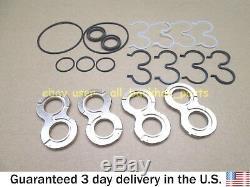 Jcb Backhoe- Parker Pompe Hydraulique Spline Modèle Kit De Réparation (20/902703 20/902901)