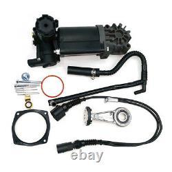 Kit De Remise À Neuf De Réparation De Joints Pour Audi Q7 2004 11 Pompe Compresseur De Suspension D'air