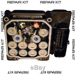 Kit De Réparation 2005 2006 S'intègre Audi A6 Abs Module De Commande De Pompe Nous Installons