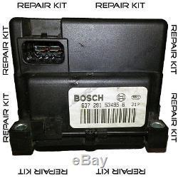 Kit De Réparation Convient 03 04 05 06 07 Hummer H2 Abs Module De Commande De Pompe Nous Installons
