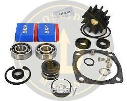 Kit De Réparation De La Pompe À Eau Pour Yanmar 3jh 4jh 129670-42512 129670-42513 129670-42560