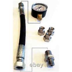 Kit De Réparation De Pompe Acd Evo 7-9 Ayc, Boîte De Purge Et Kit De Jauge Mitsubishi Evo 7 8 9