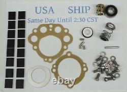 Kit De Réparation Majeur Pour Sherwood Sea Water Pump L9910g Chris Craft Impeller 9924