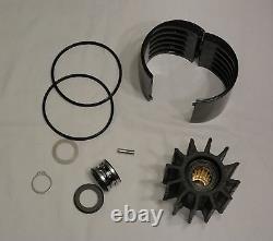 Kit De Réparation Mineur 24005 Sherwood Pompe Turbine 18000k 21106 Liners Demi-came